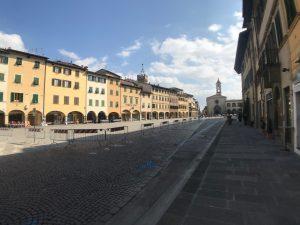 Piazza Ficino_figline_centro storico